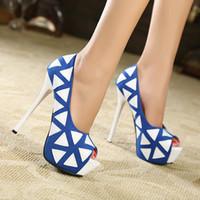 Lace-Up Men Flats women shoes Charm fashion geometry 14cm ultra high heels open toe shoe summer shoes platform shoes 2013