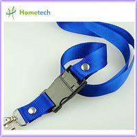 Wholesale Cheap Lanyard USB Flash Drive Memory Stick Pen thumb drive Lanyard USB