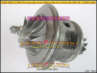 Turbochargers 49173-02620 49173-02612 49173-02622 28231-27500 2823127500 49173-02610 TD025 28231-27500 49173-02610 Turbocharger Cartridge Turbo Chra Core HYUNDAI Accent Matrix Getz;KIA Cerato Rio 2001-2005 D3EA 1.5L CRDi
