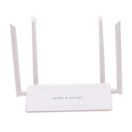 Wholesale LB Link Mbps IEEE b g n Dual Band G Wireless Wi fi Router Two External Antenna Internet Share for Laptop Tablet PC Smartphone