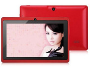 android tablet jelly bean - 7 inch Q88 Dual Camera Haipad Q8 Allwinner A13 Boxchip With WiFi MB GB Android Jelly Bean Skype Phone Calling Tablet PC MID