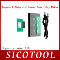 Wholesale key programmer Toyota G Chip and Lexus Smart Key Maker in key programmer for Toyota G chip and Lexus smart car