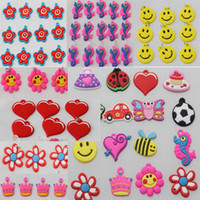 Unisex 8-11 Years as the pictures 1405x 600pcs lot Mixed girl Assortment Charms for Rainbow Loom Bracelets small pendant styles mixed 38612901423