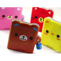 Wholesale 2 Korean Cute Mini Diary Book with Lock Notebook Journal Diary Combination Lock cm