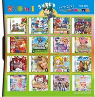 3ds games - Good Games in one Card Up to V for NDS L DS DS DSi XL GB video multi games Card in