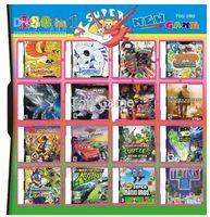 multi in one games - 280 in one Card Up to V for D S console GB video multi games Card in