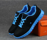 Wholesale HOT Sell Quality Leisure Breathable men s Mesh green shoes Leisure Sport shoes Women Running shoes eu size