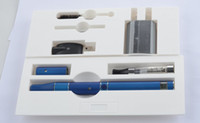 Cheap Single electronic cigarette Best Blue Plastic 3 in 1 vapormax