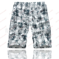 Men Shorts as picture Men Beach Shorts 2014 New Summer Shorts Mens Casual Pants Men's Fashion Pants Loose Sport Swimming Swimwear For Men