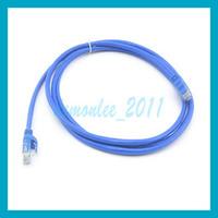 utp cat 6 cable - 10pcs M FT Ethernet Cable Blue CAT6 CAT RJ45 Plug to Plug UTP Network Ethernet Patch Cord Lan Cable RJ