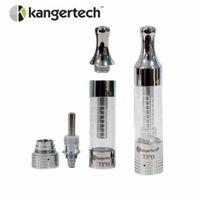 Wholesale Portable original Kanger T3d Atomizer Kanger tech products glass atomizer vaporizer ml kanger T3 D atomizer suit for kanger evod battery