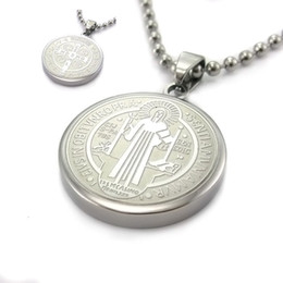 Free Shipping Fashion etching stainless steel pendant Religious pendant