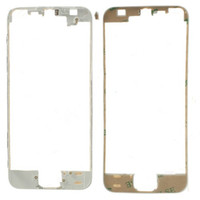 Wholesale Digitizer Touch Screen Frame with Adhesive Tape Sticker for iPhone s White