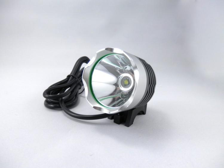 1800Lm CREE T6 LED 3 Modes Rechargeable bicyclette bicyclette légère phare phare lampe frontale avec batterie Pack Headband chargeur