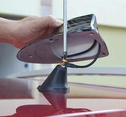 For Nissan Tiida Car Auto accessories Modifiction Conversion Shark Fin Antenna Aerials With AM FM Radio Signal