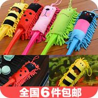 Wholesale 3662 Four Seasons creative home beauty cartoon chenille cleaning duster chenille dust Shan Shan dust