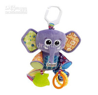 Wholesale Lamaze Eddie the Elephant Play and Grow Features That Capture Baby s Imagination Attention amp Sense