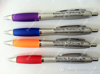 Wholesale Guaranteed factory directly sales craze hot promotional pen gift pen free customer logo