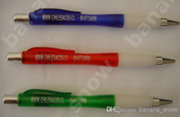 Calligraphy & Fountain Pens plastic ball pen - hot sale Imprinted Promotional plastic ball pen