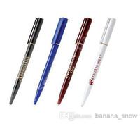 Wholesale ink pen ballpoint pens Custom logo by Fedex