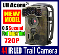 Wholesale 2014 New Model ltl acorn A nm no glow MP P infrared hunting camera wildlife game scouting trail camera