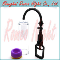 Penis Pump Pumps & Enlargers RomeoNight Effective Max Width Penis Enlarger Pumps, Great Male Sexy Toys, Audlt Products