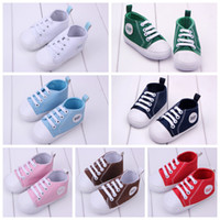 Unisex Spring / Autumn Cotton (3pair lot)2014 New Baby Shoes Baby Sneakers Newborn Boys and Girls Shoes Kids Shoes First Walkers size:11,12,13