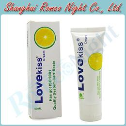 Wholesale Flavored Oral Lubricant ML Lemon Love Sex Toys Cream Lubricants Audlt Products