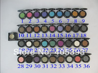 Wholesale Brand Cosmetic Makeup Eye shadow color G Eyeshadow make up glitter eyeshadow makeup palette