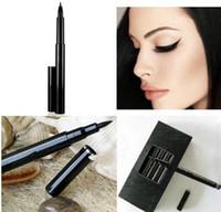9875 waterproof 0.4 Wholesale Waterproof Long-lasting Black Liquid Eyeliner Pen,Professional Makeup Cosmetic,Free Shipping,