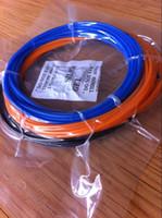 Wholesale 5 Colors per Set ABS PLA Plastic Filament mm g per color For D Printers and D Pens