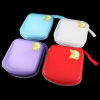 Wholesale New Disc CD DVD VCD Discs Storage Case Hard Box Wallet Holder Bag