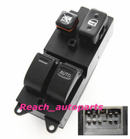 Combination Switch 1991-1995 Toyota NEW Right Hand Drive Electric Power Window Control Switch For 91-95 Toyota Mr2