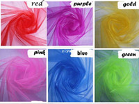 Wholesale Organza Chair Sashes Bow Cover for Banquet wedding party Decoration