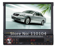 Monitor TV Roof 7 Inches LED Car MP5 Player Support FM radio with USB SD Card Port Support U dish,SD card Played