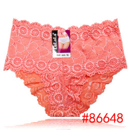 Wholesale http www aliexpress com item Women s lace floral high waisted Panties sexy lacy underwears women sexy lingerie panties