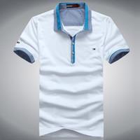 Cheap Men men t shirt Best Short Sleeve Cotton Blend summer dress