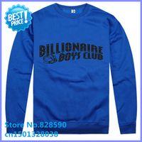 Cotton Cardigan Hoodies,Sweatshirts Wholesale-free shipping cheap brand 2014 Men's Billionaire Boys Club hoodies.Brand name sweatshirts100% cotton hoody.Hip Hop BBC hoodies.