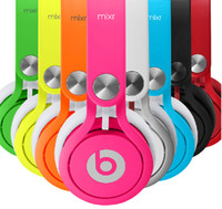 Wholesale NEW Limited Edition Neon Green MIXR Headphones for iPhone iPod YJ