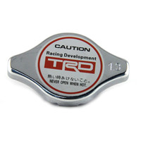 Wholesale TRD Radiator Cap BAR Big Head Small Head For TOYOTA
