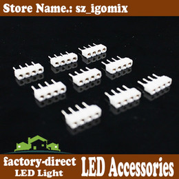 4 pin female plug for 5050 3528 rgb led strip light led lighting accessories