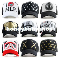 Wholesale 50styles HOT TRUKFIT Snapback Hats New Snapback Caps Men Snapback Cap All New Style Sports Caps