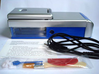 Cheap Wholesale - DHL Free shipping 3 tubes automatical electric cigarette rolling machine