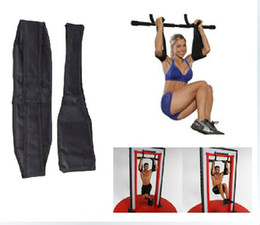Wholesale Pair Ab Abdominal Straps for Hanging Sling Chin Up Sit Up Bar Pullup Fitness Bearing up to KG Heavy Duty D