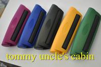 Cheap plastic snuff snorter Best purple/green/blue/yellow/black  vaporizer