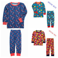 Boy 100% cotton pajamas - 2014 kids winter sets boys animal pajamas children cotton pajamas and sleepwear nova brand baby pyjamas in stockAB4248 AB4249 AB4445