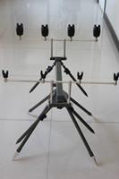 Wholesale JY142 Foldable Alumimum Carp Fishing Rod Pod Bite alarm Rod Pod