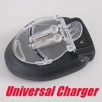 Universal Chargers Universal  Universal Mobile Cell Phone Battery Camera Charger travel charger For charging extra Batteries samsung galaxy S4 S5 S3 NOTE 3 HTC battery