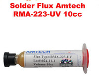 Wholesale Solder Flux Original Amtech RMA UV cc for BGA rework