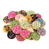 kids bike bicycle - mm mixed cute dot bicycle bike handmade small plaid kids wooden buttons sewing accessories scrapbooking